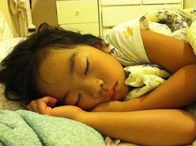 子供の睡眠時間は足りている?