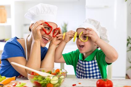 No.6  子供は大人の真似をして成長する・・・より良い家庭習慣のススメ♪