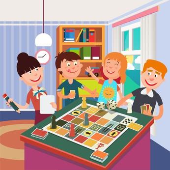 No.12 ボードゲーム vs ビデオゲーム!子供にはどっちがいい?