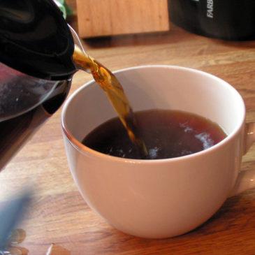 子供にカフェインは良いの?悪いの?