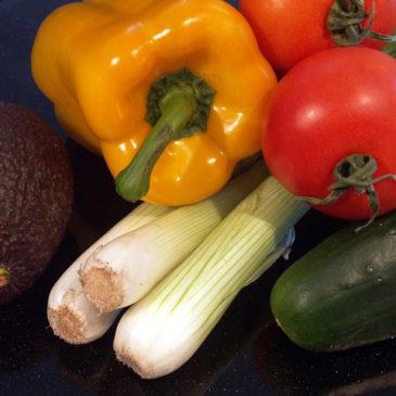 果物・野菜の農薬を取り除く効果的な方法